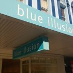 Random image: Blue Illusion Shop fitout