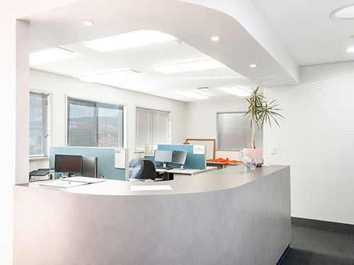Office Fit Outs Launceston, Commercial Construction Tasmania, Commercial Fit Outs South Melbourne
