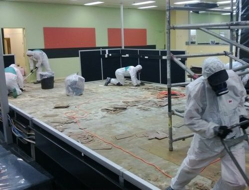 asbestos remediation