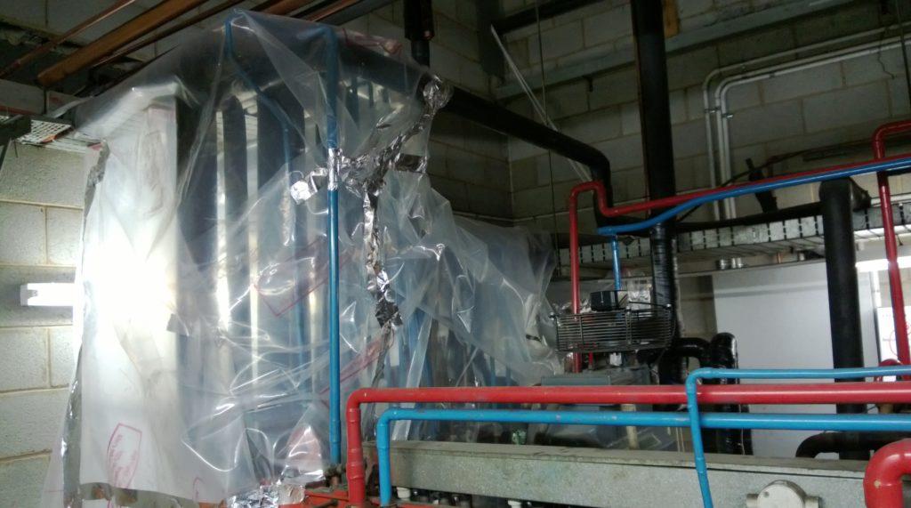 remove friable asbestos